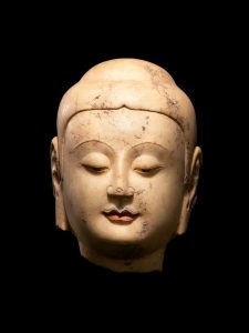 Buddha Head, Sui Period